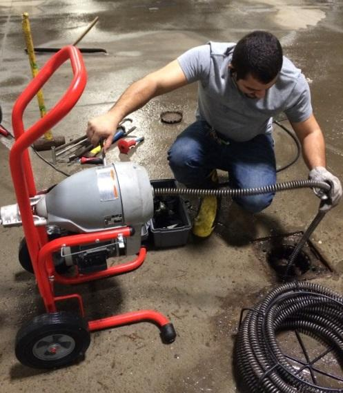 Sewer Cleaning in ny